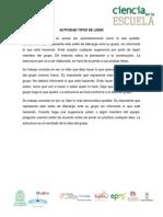 Actividad Tipos de LíDer (Megaestructuras)