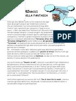 Progetto biblioteca 2004-2005 - Libriamoci sulle ali della fantasia