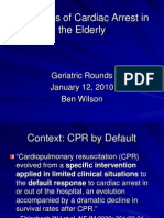 Cardiac Arrest Elderly