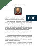 Biografía de Peter Checkland
