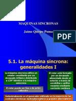 MAQUINAS SINCRONAS