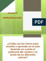 Neuroeducación Modulo 2
