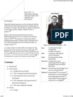 Jean Piaget - Wikipedia, The Free Encyclopedia