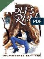 Wolf's Rain Volume 01 (Manga)