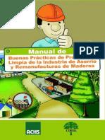Buenas Practicas de Produccion Limpia de La Industria de Aserrio y Remanufacturas de Madera
