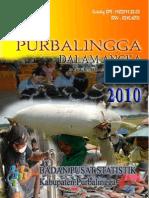 Purbalingga Dalam Angka 2010