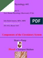 Phy441 Blood Balch 2006