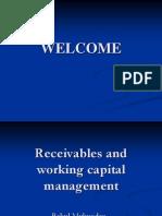Receivables & WC Management