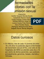 Enfermedades Transmicion Sexual