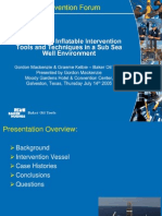 Deepwater Intervention Forum