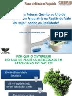 Marcia de Souza - Perspectivas Futuras Uso Fitoterápicos Psiquiatria