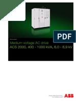 ACS 2000 ServiceMan 3BHS344169 E01 Rev