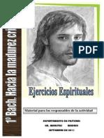 PDF Hacia La Madurez Cristiana- Ejercicicos Espirituales Bachillerato
