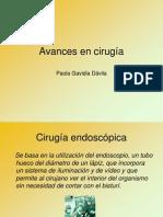 Avances en Cirugía Expo Dr. Serrano