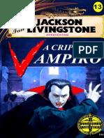 Aventuras Fantásticas Vol.13 - A Cripta Do Vampiro