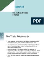 13576808 International Trade Finance