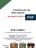 holy orders pp