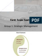 Group 1_Ford Team Taurus.ppt