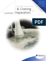 Technical Guide Pigment&Coating Colour Preparation