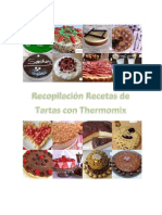 Recopilacion Recetas Tartas Con Thermomix Www.librosthermomix.es
