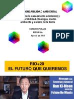 Sobre La Responsabilidad Ambiental-Enrique Posada-2012