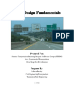 Road Design Basics