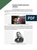 6 Alasan Pelayanan Publik Indonesia Kurang Memuaskan