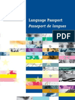 Adult Elp Passport