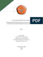 PKM P Deteksi Dini Tumbuh Kembang SAD