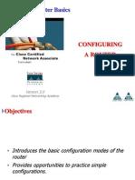 12_Configure a Router