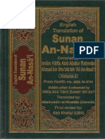 Sunan an-Nasai Vol. 6 - 4988-5761