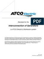 Generator Interconnect Guide