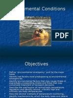 Environmental Emergencies Paramedic
