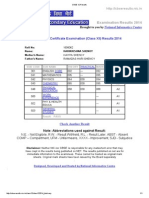 CBSE 12 Results 1