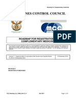 South Africa Medicinal Regulation