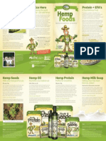 Hemp Products Brochure