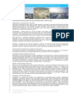 Fact Sheet - Facilities and Operations Planning - FINAL