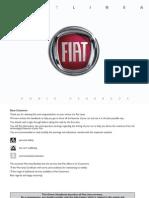 Fiat Linea Owner Handbook