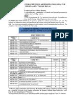 Banking & Ins. Mgt 2013-14