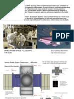JWST Model 1-48scale Final-parts