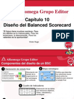10 Dise No Balanced Scorecard