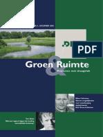 Groen & Ruimte Magazine 2005-3