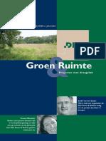 Groen & Ruimte Magazine 2005-2