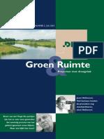 Groen & Ruimte Magazine 2003-2