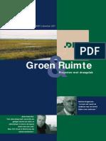 Groen & Ruimte Magazine 2001-2