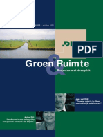 Groen & Ruimte Magazine 2001-1
