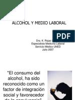 Alcohol y Medio Laboral