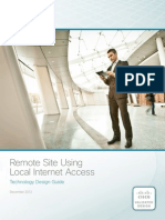CVD RemoteSiteUsingLocalInternetAccessDesignGuide DEC13