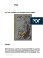 Old Greek Stories by Baldwin, James, 1841-1925