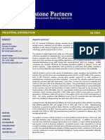 Capstone Industrial Distribution_Q2 2014